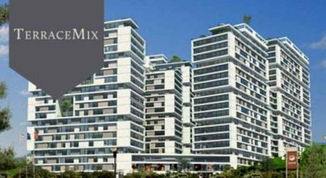 Terrace Mix Evleri'nde fiyatlar 96 bin liradan başlıyor