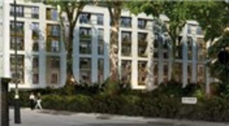 Ebury Square London projesinde 3 milyon pounda