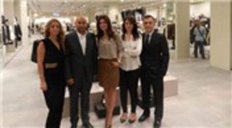 MANGO, Zorlu Center AVM'de Türkiye'deki 100. mağazasını açtı