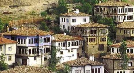 Safranbolu'ya Kurban Bayramı'nda 100 bin turist geldi