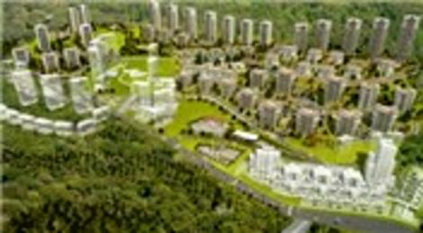 Kiptaş 2013 Bahçeşehir Vaditepe'de metrekaresi 2 bin 500 lira