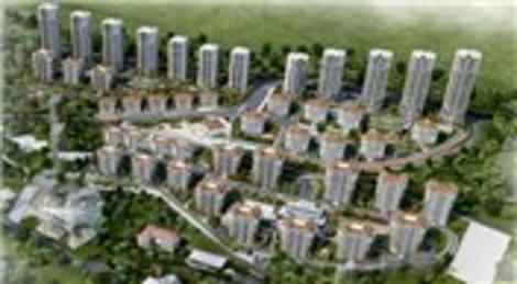 Kiptaş Vaditepe Bahçeşehir'de 3 saatte 750 konut satıldı