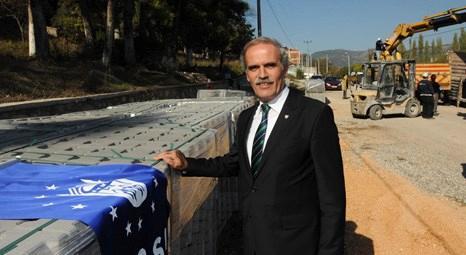Bursa Büyükşehir Belediyesi, 40 köyün altyapı ve çevre düzenlemesini yaptı