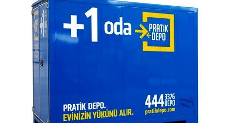 Pratik Depo, depolama ihtiyacına değer katan çözümler sunuyor