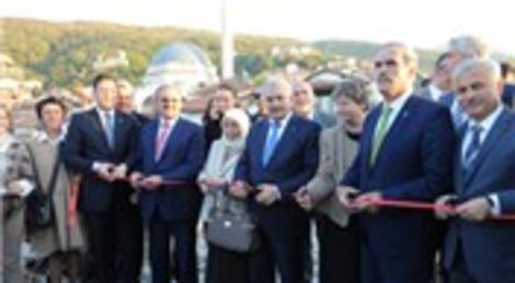 Recep Tayyip Erdoğan, Kosova'da köprü açılış töreninde Recep Altepe'ye teşekkür etti