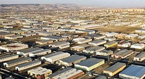 Kayseri OSB'de 10 milyon liraya icradan satılık fabrika