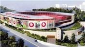 Beşiktaş Vodafone Arena Stadı 1. Kısım inşaat işi ihaleye çıktı