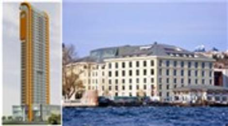 Turgut Toydemir Piramit Mimarlık 3 projeyle 2014'e damgasını vuracak