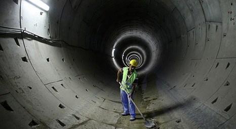 Üsküdar Sancaktepe metrosuyla Ümraniye ve Bulgurlu tünelleri birleşti