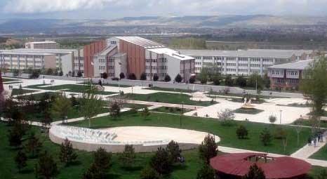 Cumhuriyet Üniversitesi'nin kampüsünde açılış ve temel atma töreni yapıldı