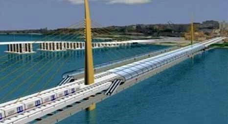 Haliç Metro Köprüsü'nde test sürüşleri başladı