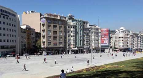 Taksim Asker Ocağı Caddesi 28-30 Ekim'de trafiğe kapatılacak