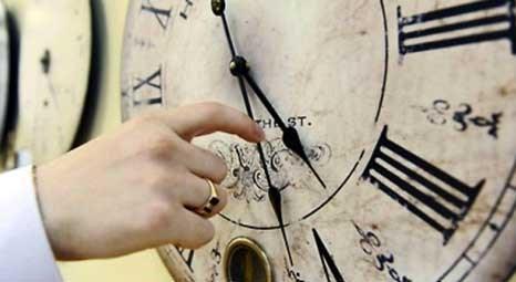 Yaz saati uygulaması başladı, saatler geri alındı