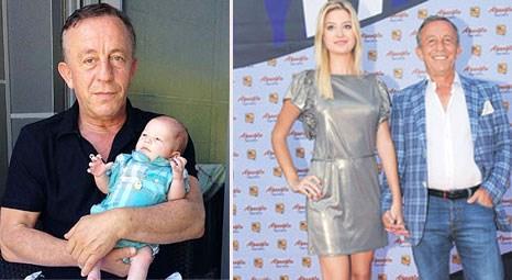 Ali Ağaoğlu'nun son çocuğu Ali Ege, Christian Dior'dan giyiniyor
