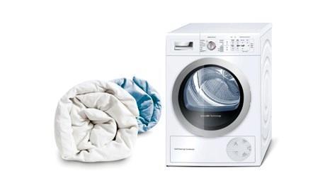 Bosch çamaşır kurutma makinesiyle hayatı kolaylaştırıyor