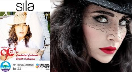 Sıla Novada Outlet Söke'de Cumhuriyet'in 90. kuruluş yılı konseri verecek