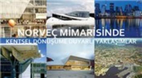 Norveç Mimarlar Odası YEM'de kentsel dönüşümü konuşacak