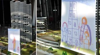 Konut projeleri, çocukların ev hayallerini de yükseltti