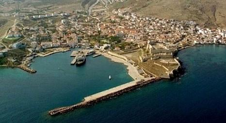 Ulaştırma Bakanlığı Bozcaada'ya Kruvaziyer Limanı yapacak