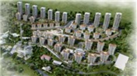 Kiptaş Vadi Evleri Bahçeşehir fiyat listesi