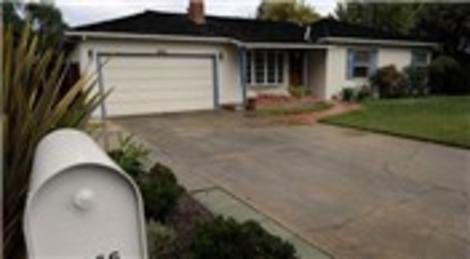 Steve Jobs'un Amerika'daki evi tarihi eser oldu