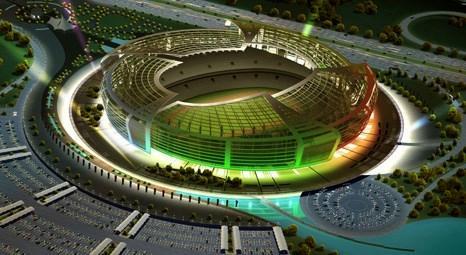 Anel Elektrik, Bakü Olimpiyat Stadyumu'nu aydınlatacak