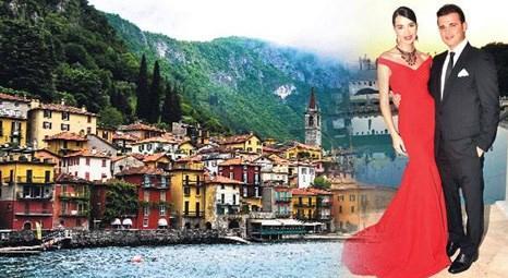 Elif Ece Uzun'a kayınpederi Como Gölü kıyısında ev hediye etti