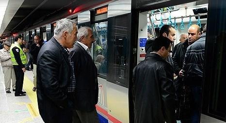 Marmaray emeklilerin ilgisini çekiyor
