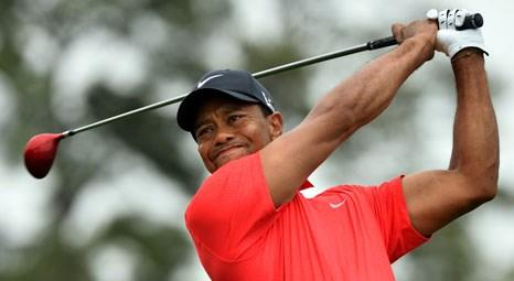 Tiger Woods Asya'dan Avrupa'ya 160 milyon dolarlık vuruş yapacak