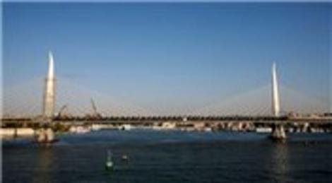 Haliç Metro Köprüsü'nde test sürüşleri başladı, Ocak 2014'te hizmete giriyor