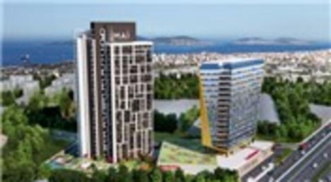 Mai Residence'ta 294 bin liradan başlayan fiyatlarla...