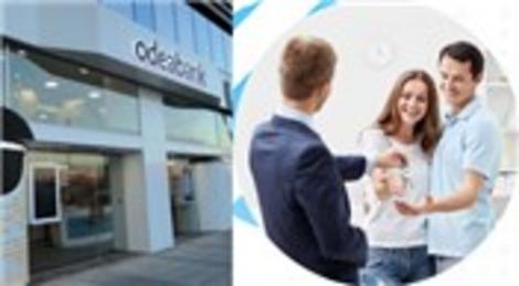 Odeabank'ta yüzde 0.86 oranından başlayan konut kredisi