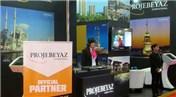 Projebeyaz, Cityscape Global 2013 fuarına katıldı