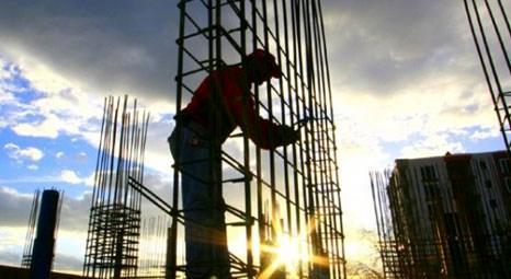 Polatlı'da inşaattan düşen işçi öldü
