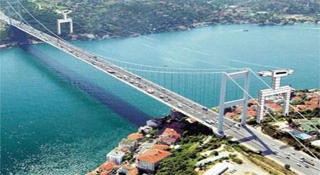 Üçüncü köprüye 629 milyon liralık teşvik