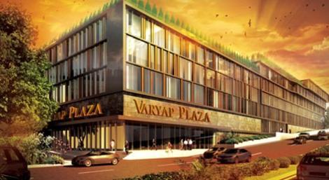 Varyap Plaza Pendik'te son 50 ofis, 100 haftada 0 faiz