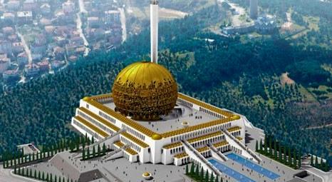 Çamlıca Cami projesi birinci oldu
