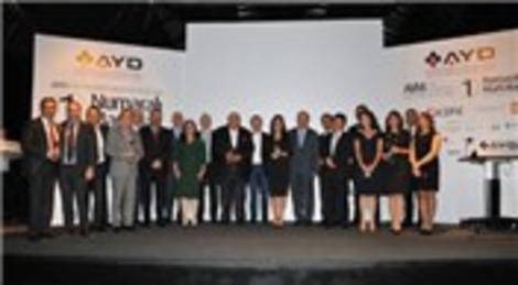 AYD Ödülleri'nde tüketicinin tercihi Kiğılı oldu