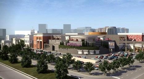Forum Diyarbakır AVM'nin inşaatı hızla yükseliyor