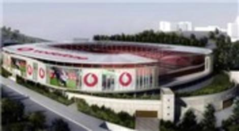 Beşiktaş'ın stadı Vodafone Arena, Türkiye'nin ilk akıllı stadı olacak