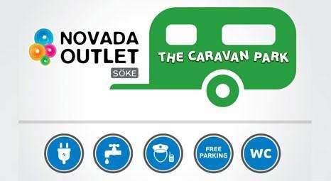 Novada Outlet Söke AVM, karavan turizmine açılıyor