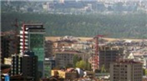 Ankara Çukurambar'ın siluetine ince ayar geliyor