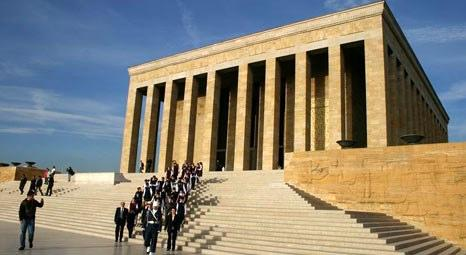 Anıtkabir, özel güvenlik sistemleriyle korunuyor