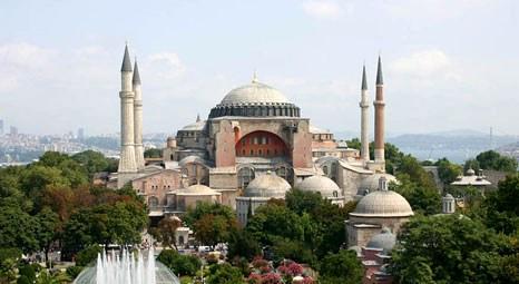 Ayasofya'nın ibadete açılması için Yusuf Halaçoğlu'ndan kanun teklifi