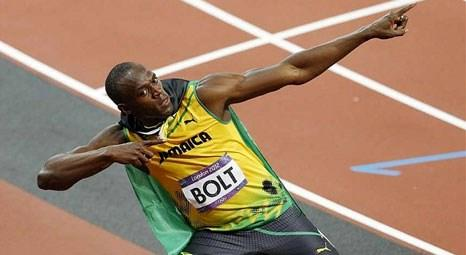 Usain Bolt, Tiger Woods'tan sonra Boğaz Köprüsü'ne geliyor