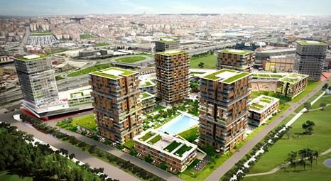 Yenibosna İstwest Fer Yapı daire fiyatları
