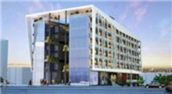 Beyoğlu Look'ta ofis fiyatları 185 bin dolardan başlıyor