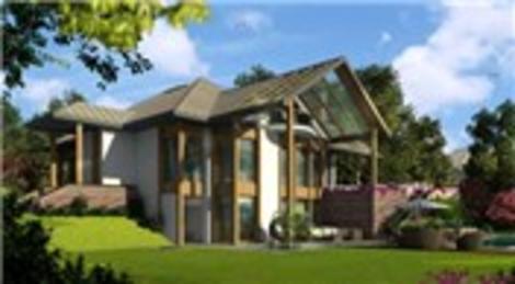 Kulak Yapı, Büyükçekmece'ye bahçeli villa konseptini getirdi