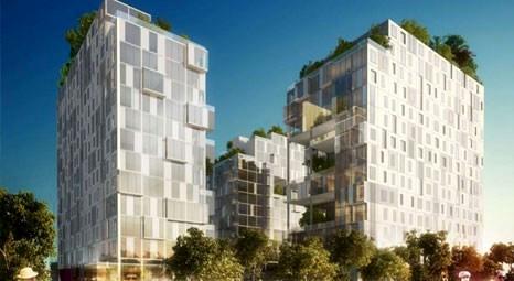 Merter'de yeni ofis ve konut projeleri geliştiriliyor