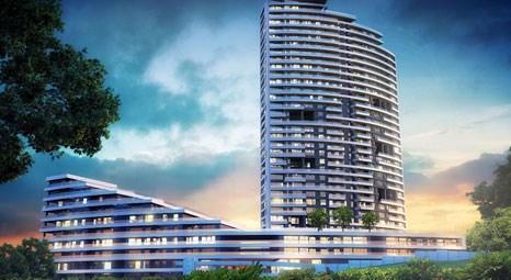 Uptown İncek'te fiyatlar 363 bin TL'den başlıyor